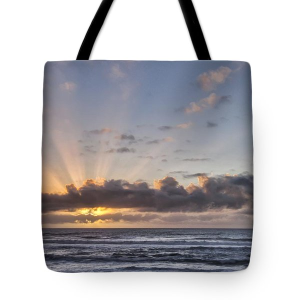 It's A Sunset - So What Tote Bag
