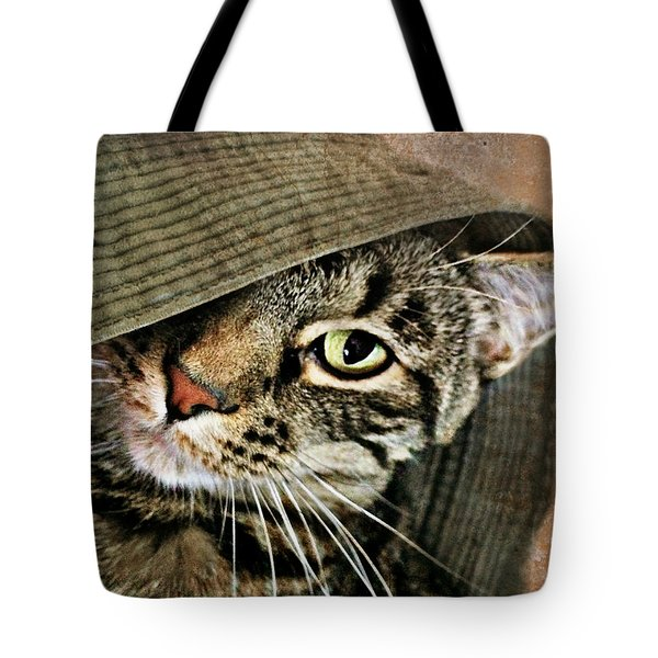 It's All About Me Tote Bag by Kathy M Krause