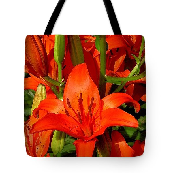 It's All About Red Tote Bag