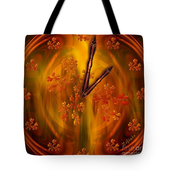 It's Autumn Time Tote Bag