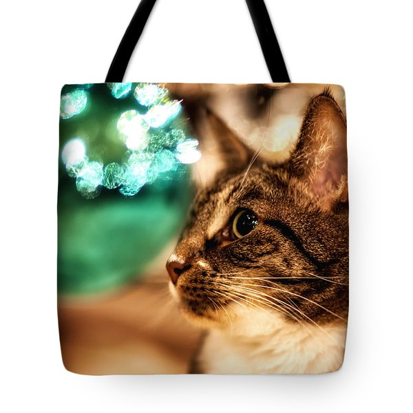 It's Beginning To Look A Lot Like....... Tote Bag