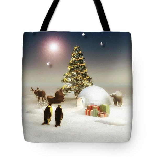 It's Christmas Time Tote Bag