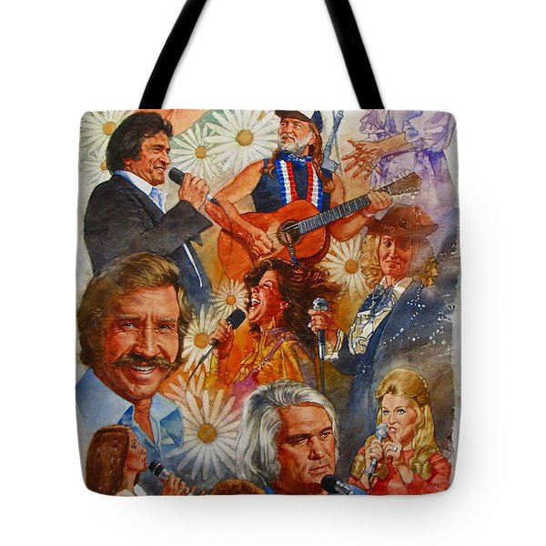 Its Country 1 Tote Bag by Cliff Spohn