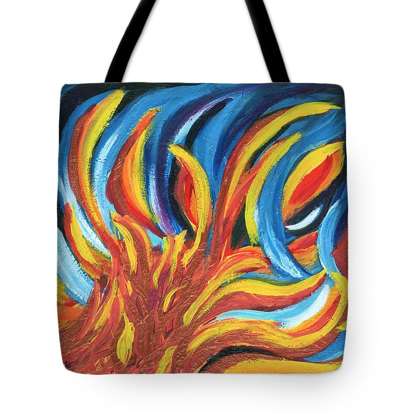 Its Elemental Tote Bag