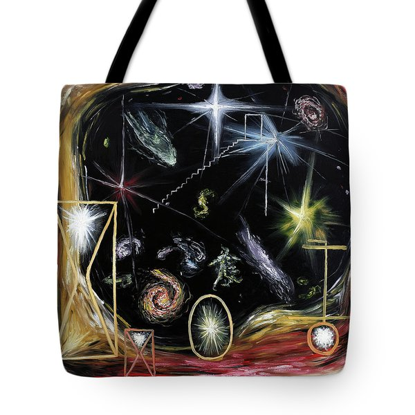 It's Full Of Stars  Tote Bag by Ryan Demaree