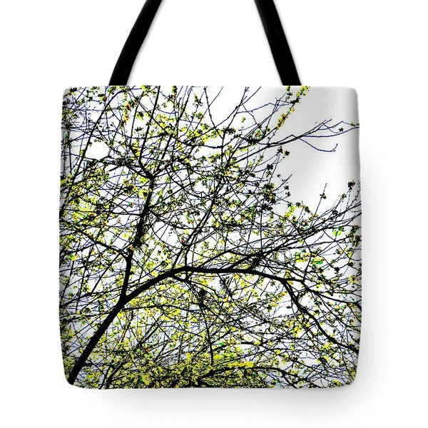 Its In The Air Tote Bag by Tim Townsend