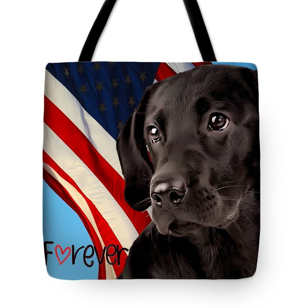 Tote Bag featuring the digital art It's Just You And Me by Kathy Tarochione