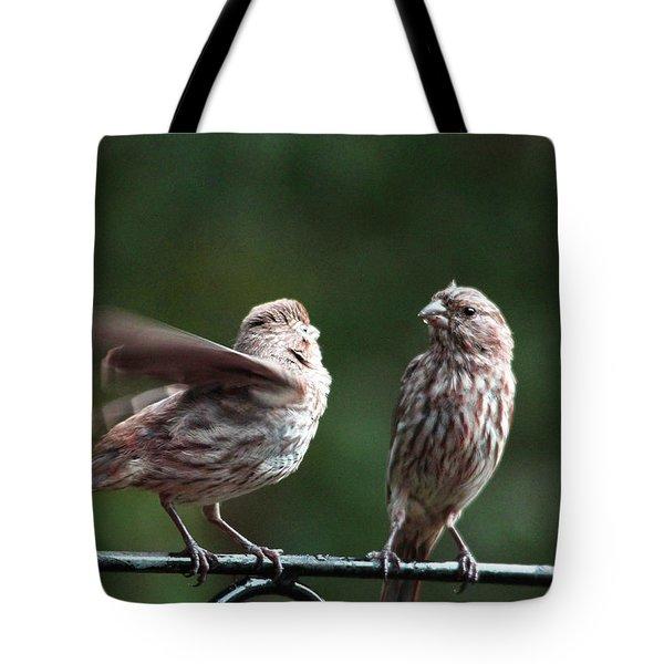 It's My Turn Tote Bag
