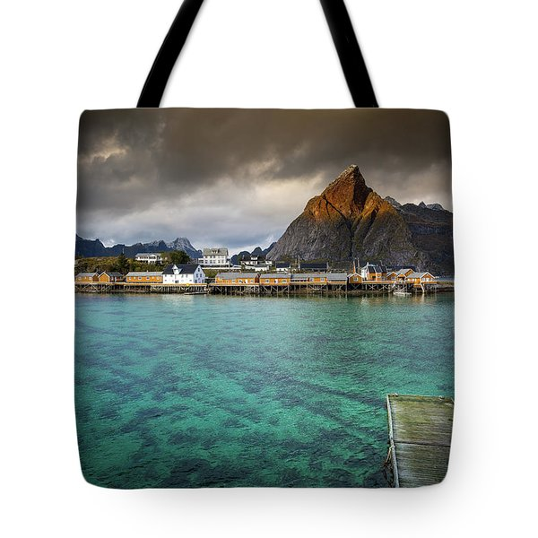 It's Not The Caribbean Tote Bag