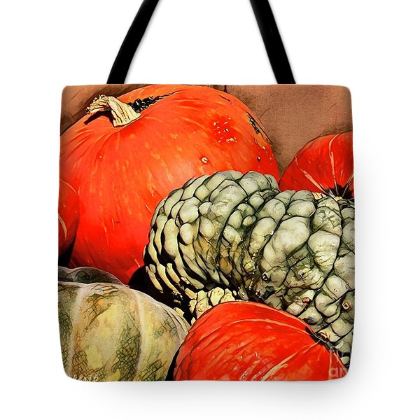 It's Pumpkin  Season Tote Bag