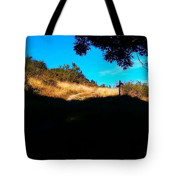 It's Smileland It's My Land Tote Bag