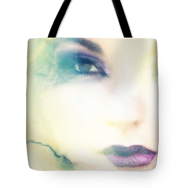 It's Snowing Outside Tote Bag