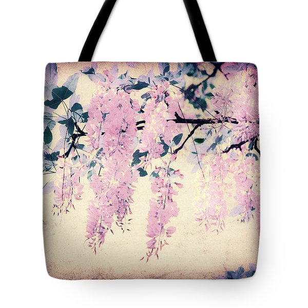 It's Springtime Tote Bag by Angela Doelling AD DESIGN Photo and PhotoArt