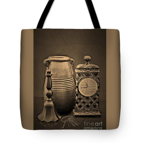 It's Time For... Tote Bag