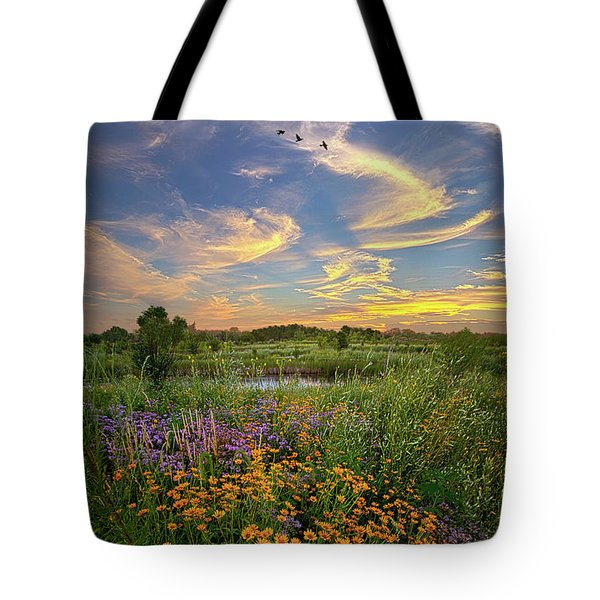 It's Time To Relax Tote Bag