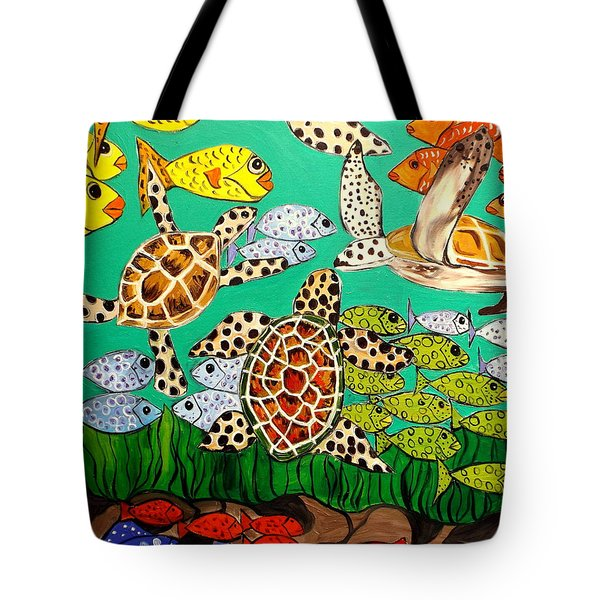 It's Turtle Time Tote Bag