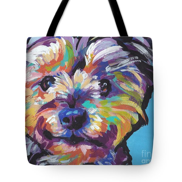 Itsy Bitsy Best Friend Tote Bag