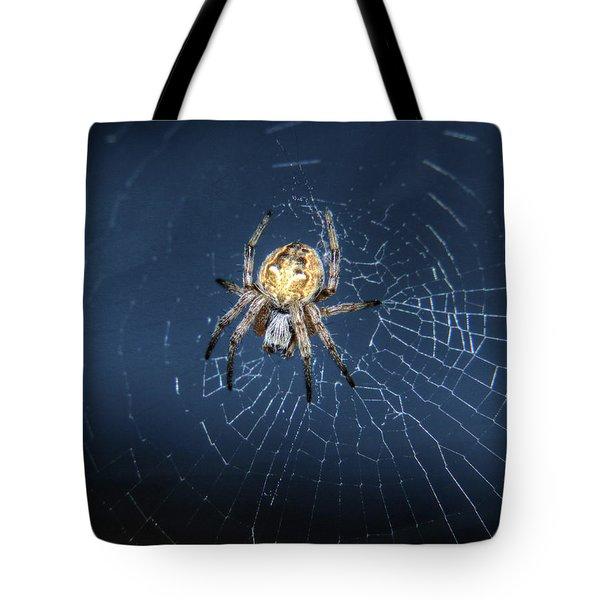 Itsy Bitsy Spider Tote Bag by Richard Stephen