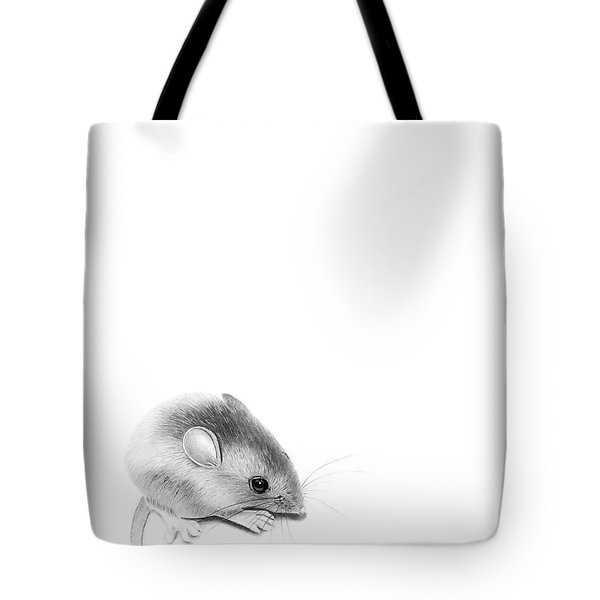 Itty Bitty Mouse Tote Bag