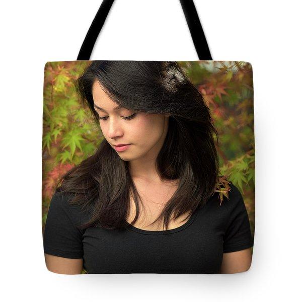 Ivana 3 Tote Bag