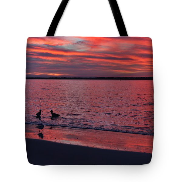 I've Been Wading On You Tote Bag