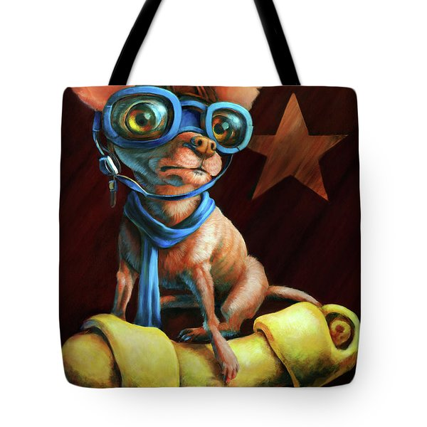 I've Got Mine Tote Bag