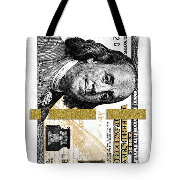 Ivory Franks Tote Bag