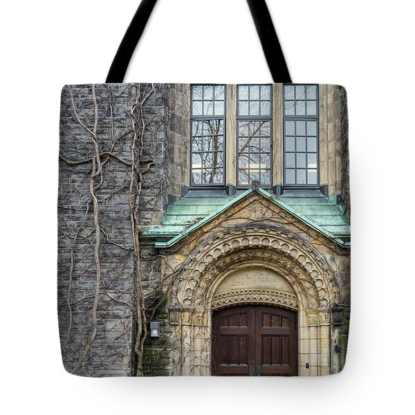 Ivy And The Door Tote Bag