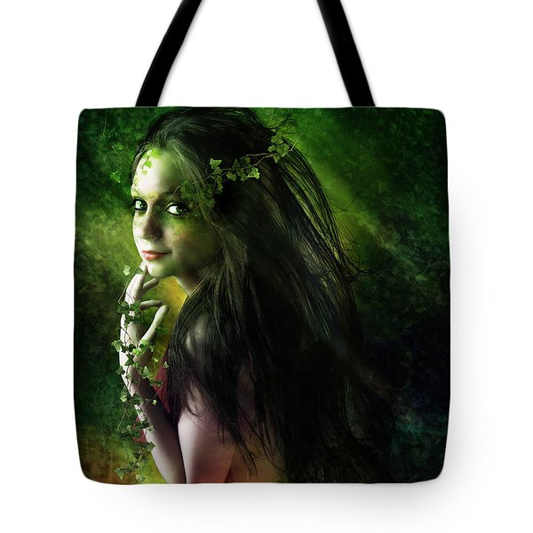 Ivy Tote Bag by Mary Hood