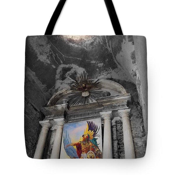 Ixcateopan De Chuauhtemoc Tote Bag