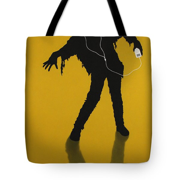 iZombie Tote Bag by James W Johnson