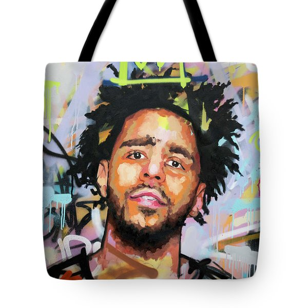 J Cole Tote Bag