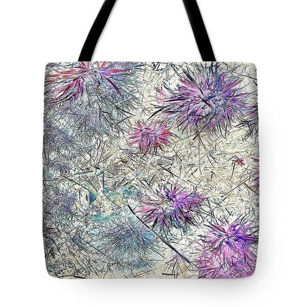 Beauty Underfoot Tote Bag