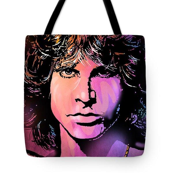J. Morrison Tote Bag by Paul Sachtleben