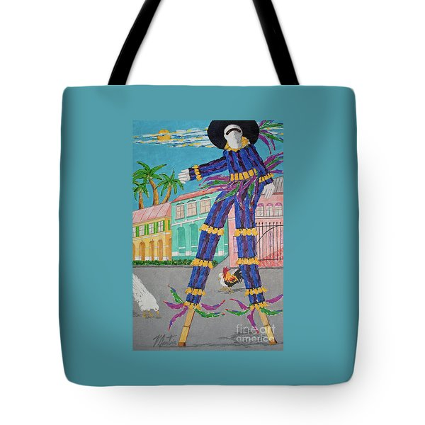 J Ouvert Morning  Tote Bag