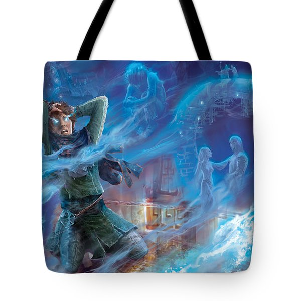 Jace's Origin Tote Bag