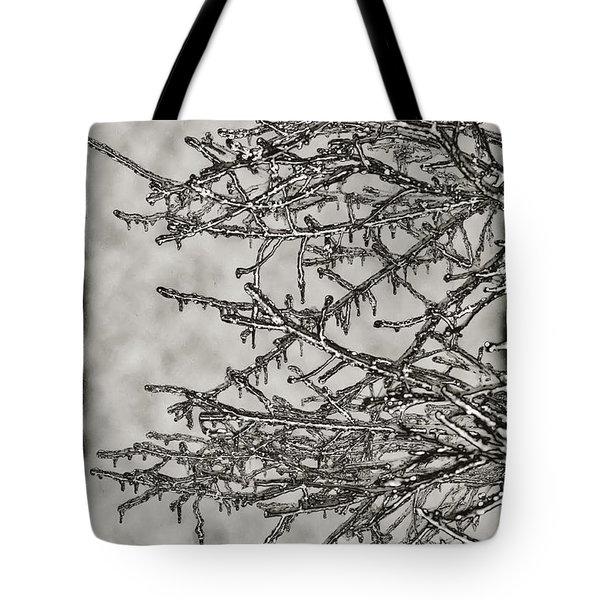 Jack Frost Tote Bag by Bill Cannon