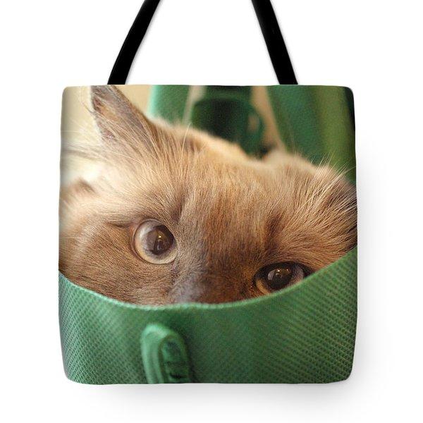 Jack In The Bag Tote Bag