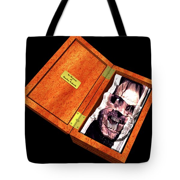 Jack In The Box Tote Bag