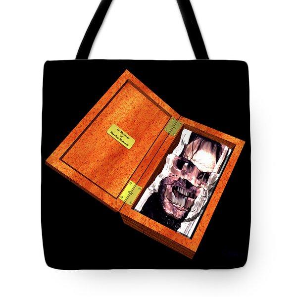 Jack In The Box Tote Bag