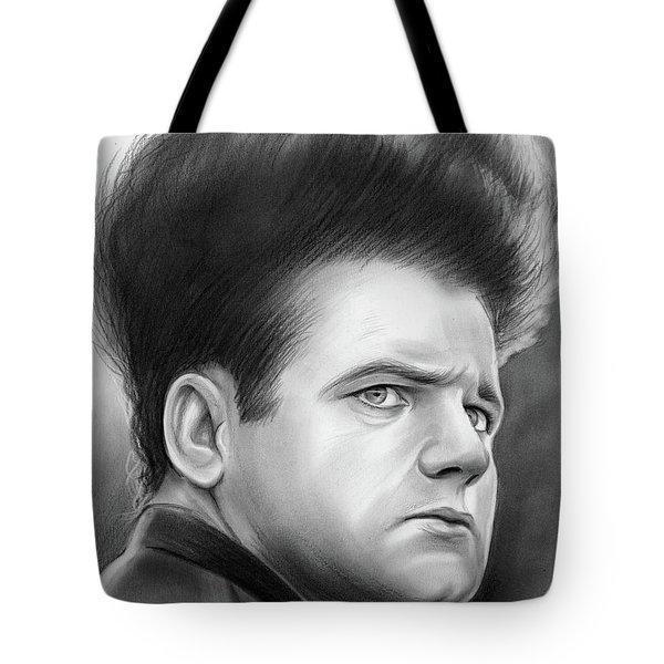 Jack Nance Tote Bag