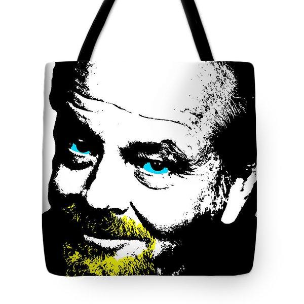 Jack Nicholson 3 Tote Bag