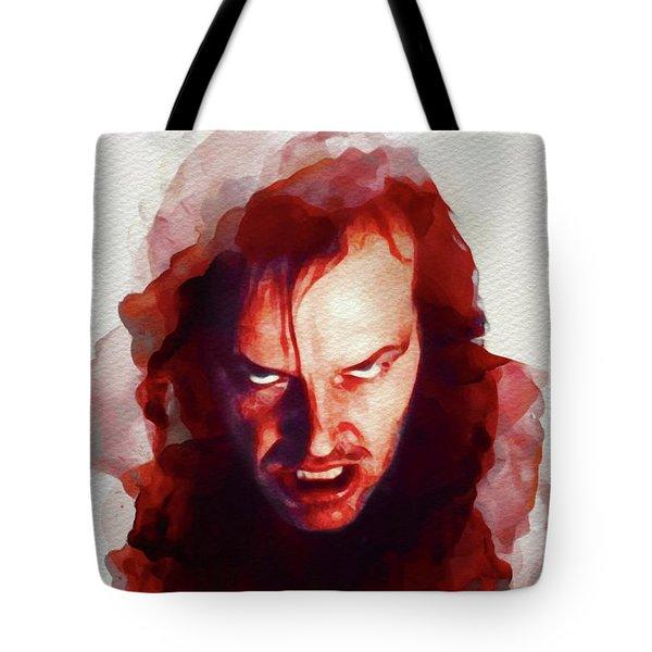 Jack Nicholson, The Shining Tote Bag