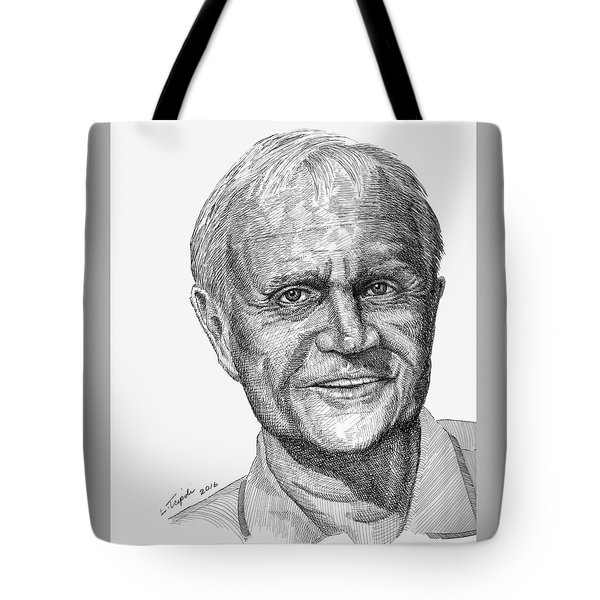 Jack Nicklaus Tote Bag
