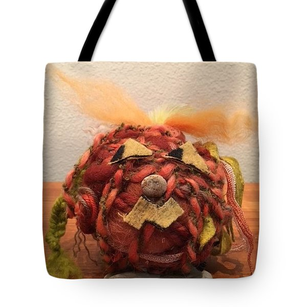 Jack-o-lantern Tote Bag