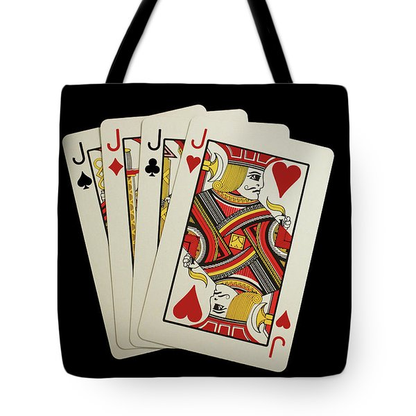 Tote Bag featuring the photograph Jack Of All Trades by Jackson Pearson