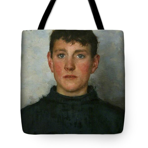 Jack Rolling Tote Bag by Henry Scott Tuke