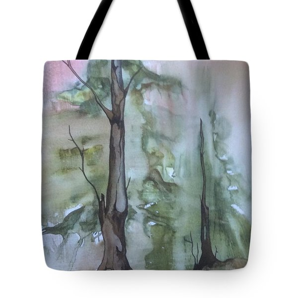 Jackfish Lake Tote Bag
