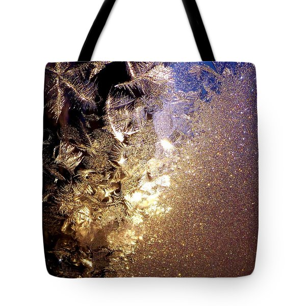 Jack's Visit Tote Bag by Danielle R T Haney