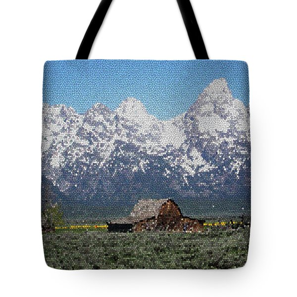 Jackson Hole Tote Bag